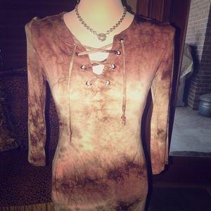 Cute Tye Die Dress ☮️